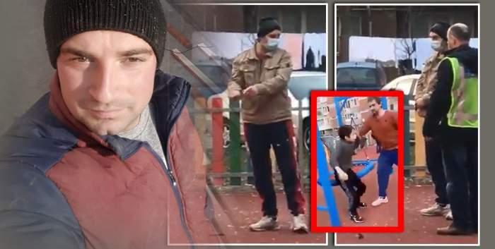 Cum s-a pozat cu propria victimă monstrul care i-a zdrobit craniul unui copil, dând cu el de pământ! Imagini exclusive