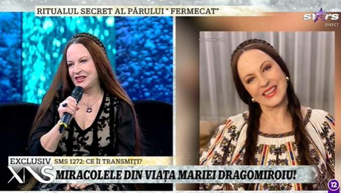 Maria Dragomiroiu la XNS
