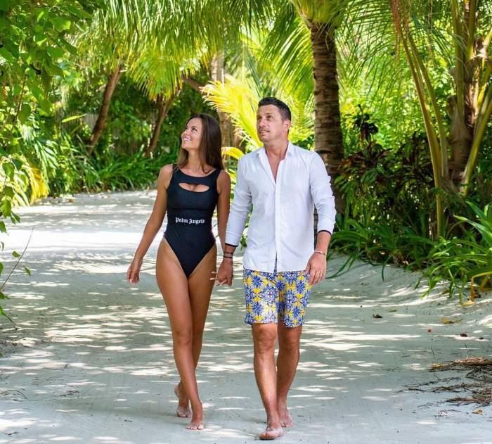 flick si denisa vederi maldive