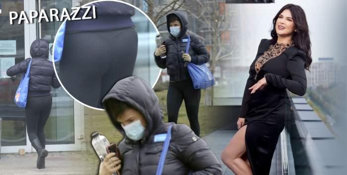 Greu de crezut că e aceeași persoană! Monica Bârlădeanu s-a rotunjit în pandemie, dar nu și-a pierdut farmecul / PAPARAZZI