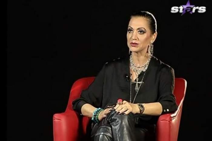Beatrice Rancea pe scaun