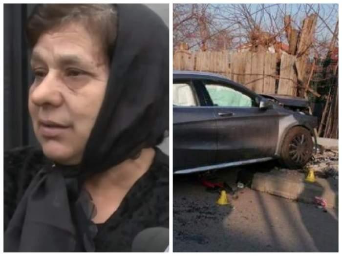 Mama uneia dintre fetele ucise pe trotuar