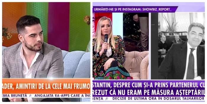 Max Toader si Maria Constantin sunt separat in platou la Antena Stars