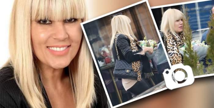 """După condamnare, Elena Udrea nu mai dă """"șpagă"""" nici la ospătari. Decizia judecătorilor și-a pus amprenta pe chipul blondinei / PAPARAZZI"""