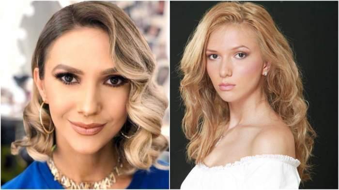 Adela Popescu acum versus in urma cu cativa ani