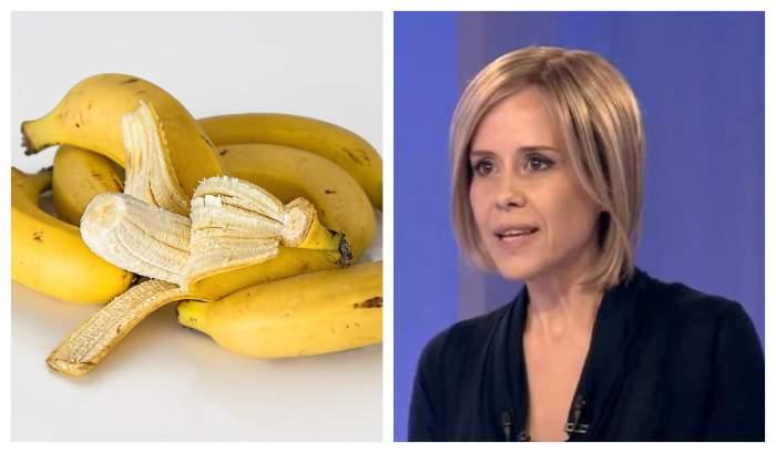Beneficiile surpinzătoare ale bananelor. Nutriționistul Mihaela Bilic explică de ce aceste fructe sunt bune pentru psihicul nostru