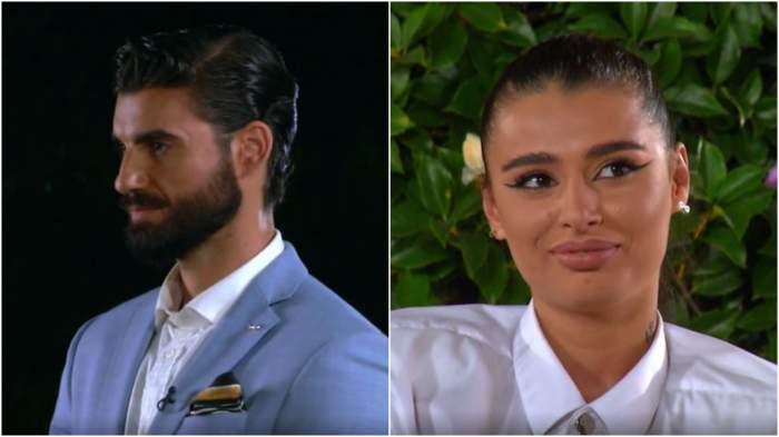 Captură cu Andi Constantin și Bianca Bonef.