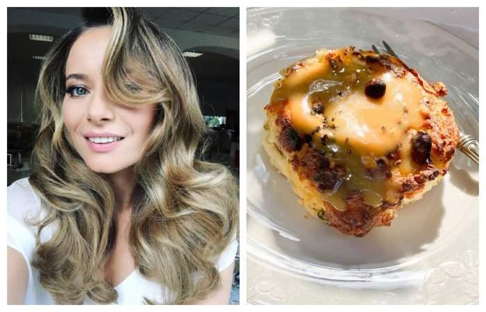 Rețeta preferată de cartofi copți de două ori a Laurei Cosoi! Cum se răsfață vedeta cu această delicatesă