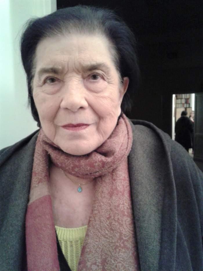 Prima soție a scriitorului Marin Preda s-a stins din viață. Aurora Cornu era infectată cu COVID-19