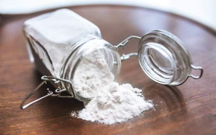 gargara cu sare si bicarbonat