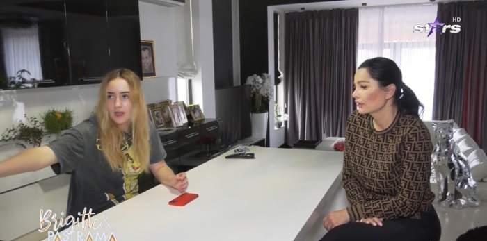 """Ce voia fiica lui Brigitte Pastramă să se facă atunci când era mică? Sara avea """"planuri mari"""" de viitor: """"Nu îmi place școala"""" / VIDEO"""