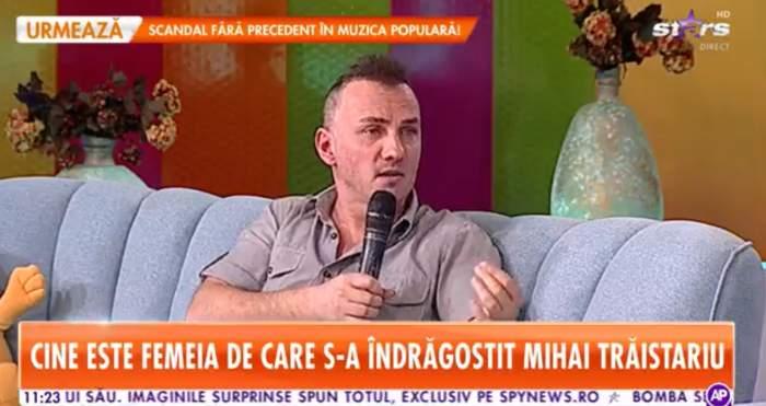 Mihai Trăistariu la Antena Stars