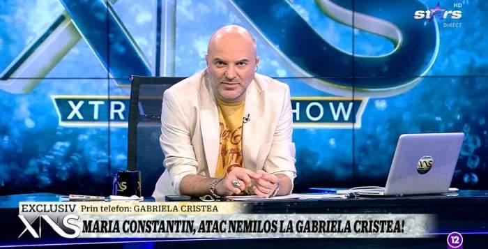 """Reacția Gabrielei Cristea, după jignirile aduse de Maria Constantin: """"Nu este nici prima, nici ultima"""" / VIDEO"""