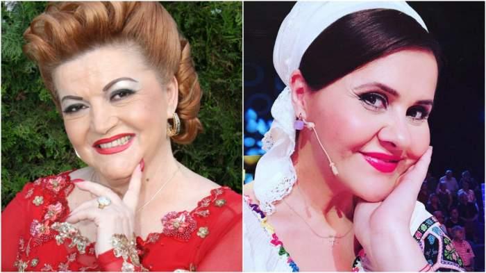 Colaj cu Maria Cârneci și Niculina Stoican.