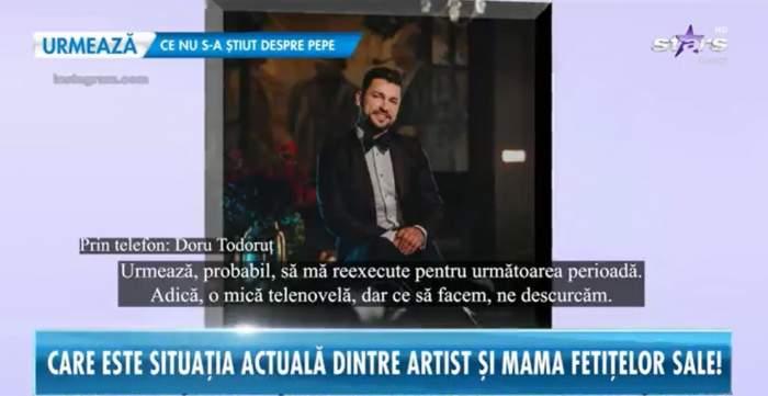 """Doru Tudoruț a rămas falit după divorțul de soția lui! Artistul, executat silit: """"Nu am așteptări de la mama copiilor"""""""