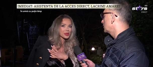 Bianca Drăgușanu, la XNS