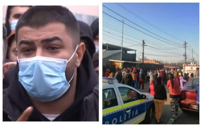 Tatal fetitei ucise in accidentul din cartierul Anronache a facut o declaratie de presa