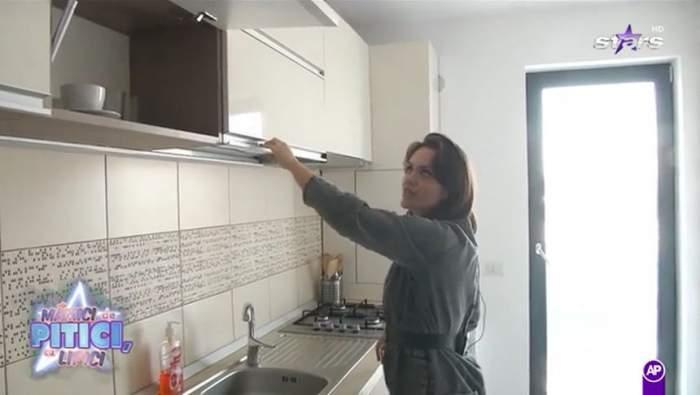 Noul apartament, în care se vor muta părinții Cristinei Șișcanu