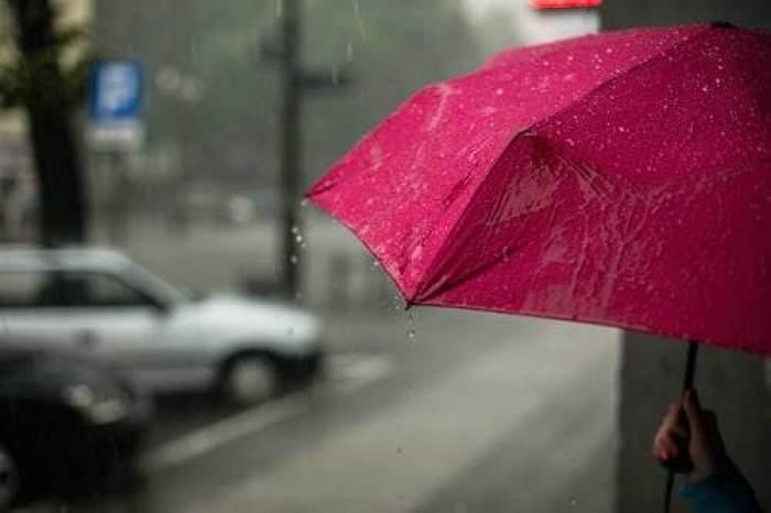 Prognoză ANM pentru azi și mâine. Temperaturile scad excesiv, iar ploile și nisorile vor fi prezente în toată țara