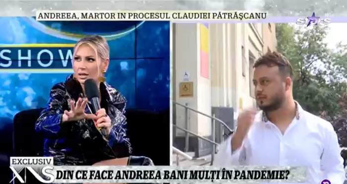 Andreea Bănică la XNS