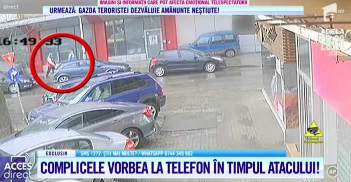 """Avem imaginile șoc! """"Terorista"""" de la Acces Direct nu a acționat singură. Cine  e femeia care a plănuit tot?  / VIDEO"""