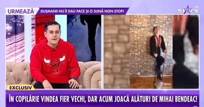 George Tănase la Showbiz Report
