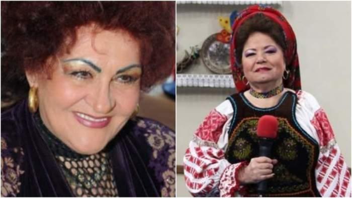 Colaj cu Elena Merișoreanu și Saveta Bogdan.