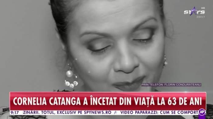 Florin Condurățeanu, declarații la Star Matinal despre moartea Corneliei Catanga