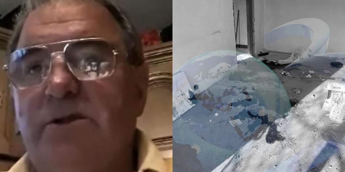 apartamentul in care au fost omorati cei doi barbati de gheorghe morosan