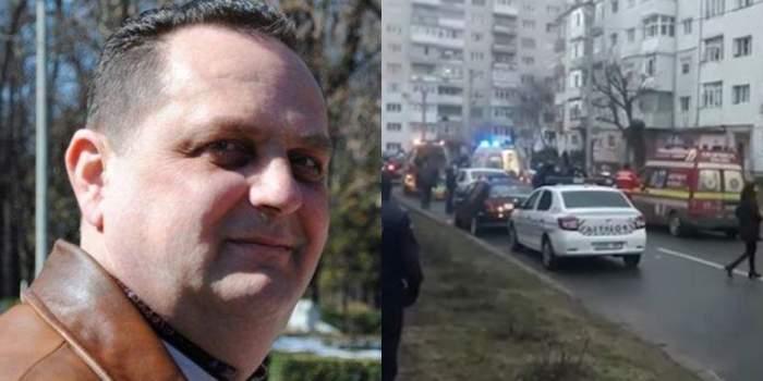 barbat ucis onesti colaj apartamentul crimei