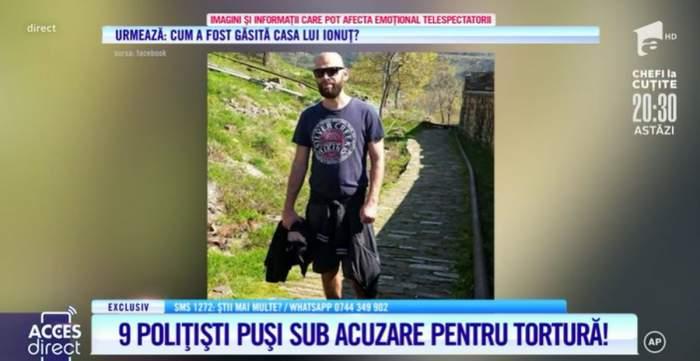 Ionuț, unul dintre tinerii bătuți de polițiști, în urmă cu șase luni, a murit