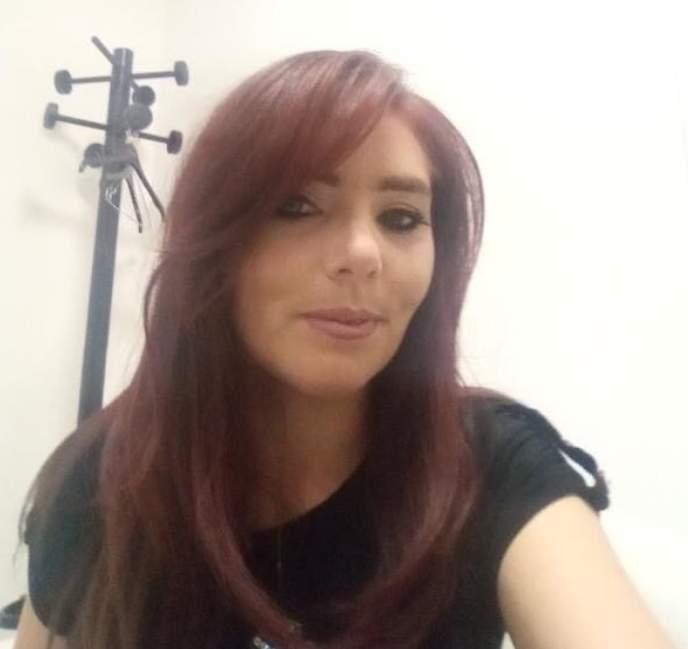 veronica roscata selfie