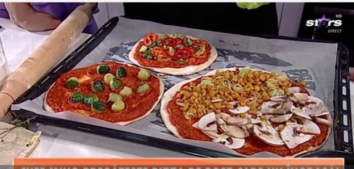 pizza la Antena Stars