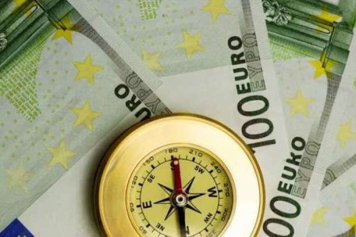 Mai multe hărtii de euro