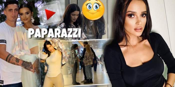 Cu cine și-a dat întâlnire fosta soție a lui Steliano Filip, după ce s-au luat la ceartă în mall. Cine a consolat-o pe Bianca Marina în urma despărțirii de fotbalist! / PAPARAZZI