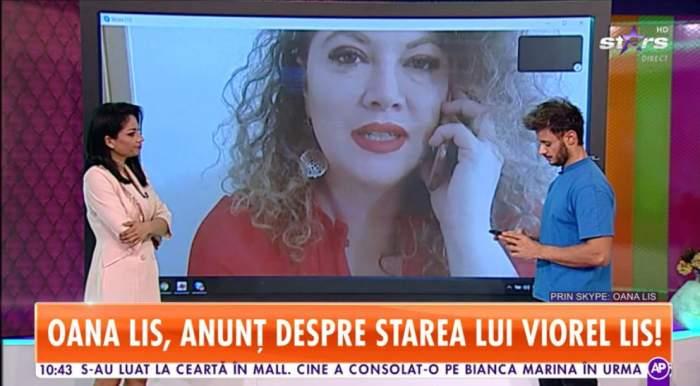 Oana Lis este in direct la Antena Stars, la Star Matinal