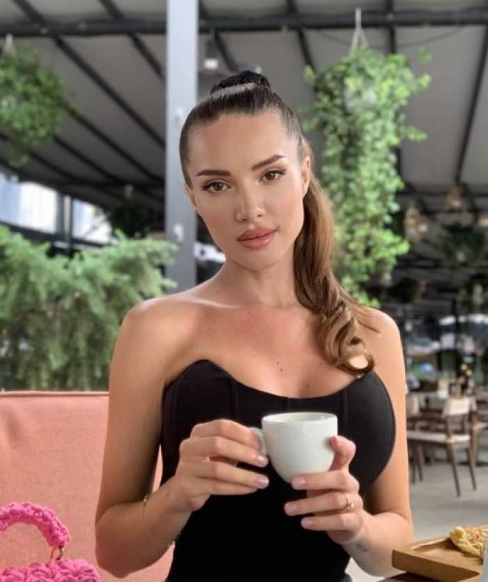 Otilia Bilionera la cafea