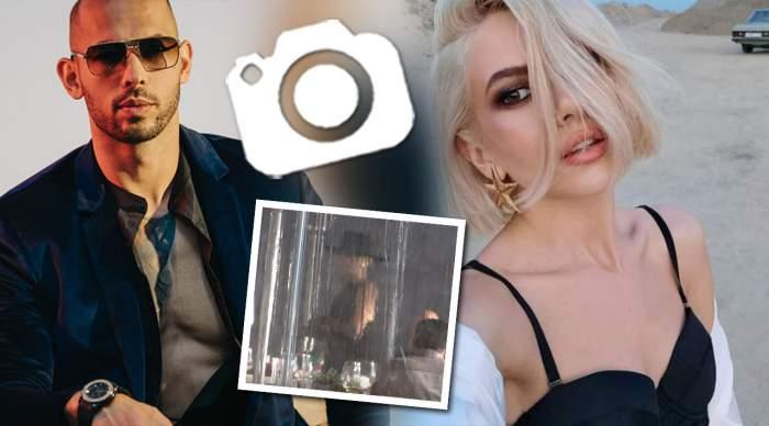 Nou cuplu bombă în showbiz! Cobra Tate și Lidia Buble, în tatonări? Imagini senzaționale surprinse de paparazzii Spynews / VIDEO