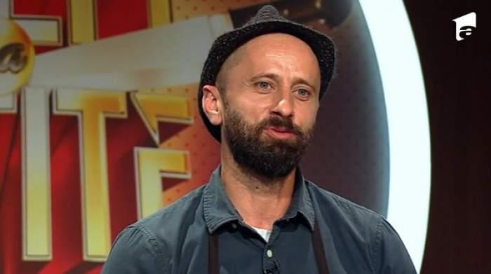 Aurelian Mihai, un concurent Chefi la cuțite