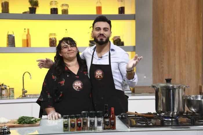 Jador și mama lui la Chefi la cuțite
