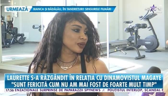 Laurette, la Antena Stars