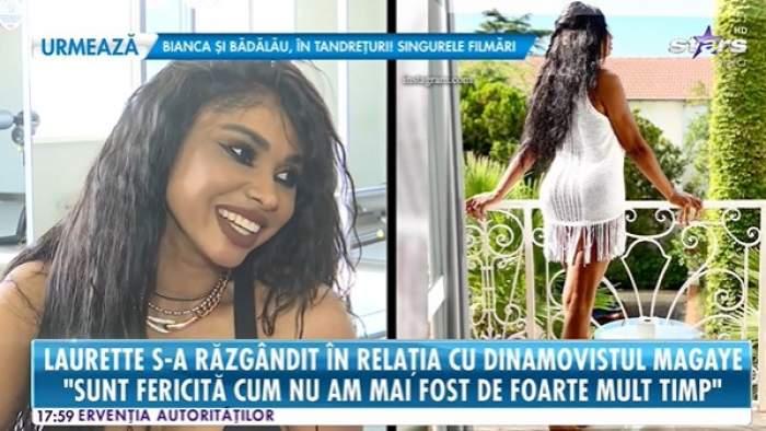 Laurette la Antena Stars