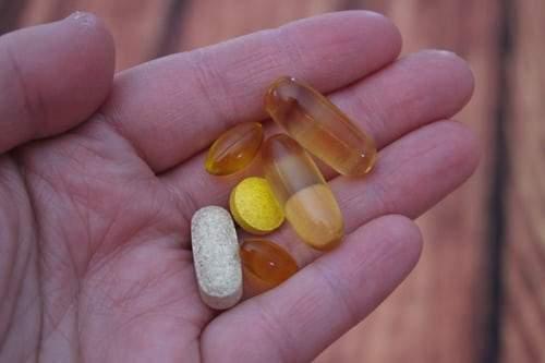 multe pastile
