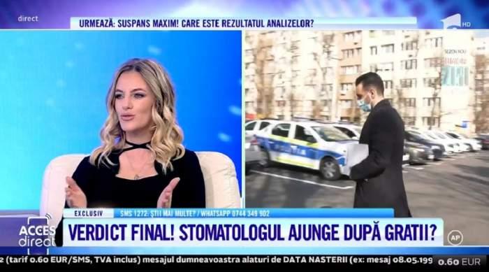 Acces Direct. Rezultatul raportului de expertiză medico-legală în cazul lui Lolrelai! Este sau nu vinovat stomatologul? / VIDEO