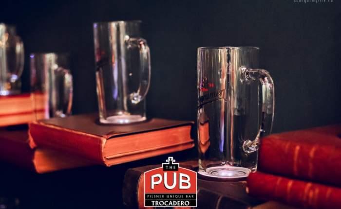 Restaurantul The PUB este #UnulPentruAltul în aplicația eatZZ