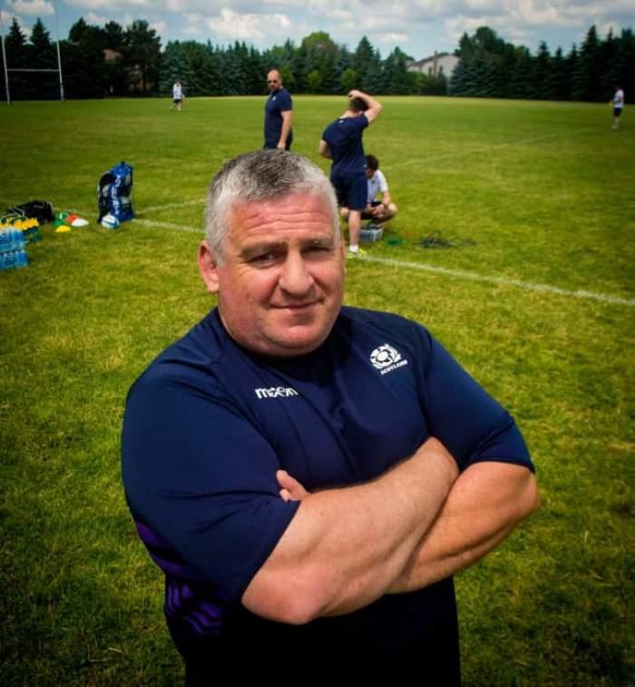 Fostul antrenor al naţionalei de rugby a României a murit de coronavirus. Massimo Cuttitta avea 54 de ani