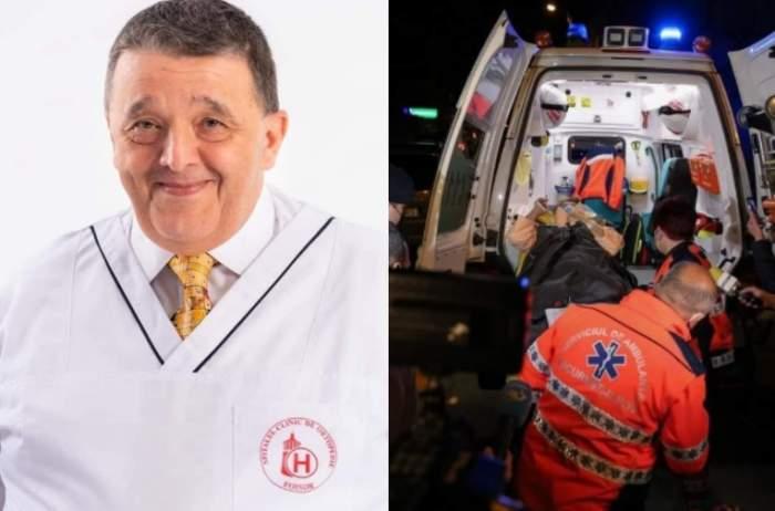 Cine este Ioan Cristian Stoica, directorul spitalului Foișor, implicat în evacuarea cu scandal a bolnavilor