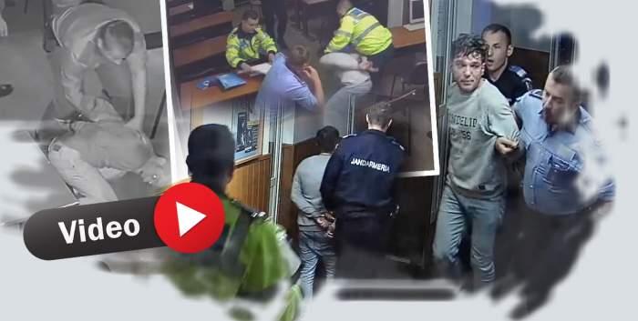 """Tânărul torturat în Secția 16: """"Polițiștii au urinat în găleată și au vărsat-o pe mine!"""" / Document incredibil, ignorat de procurorii care i-au salvat pe torționari"""