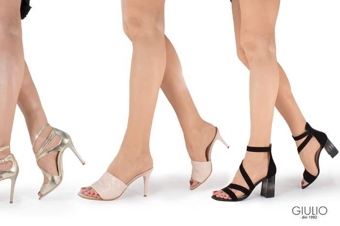 Sandale damă pe care nu trebuie să le ratezi
