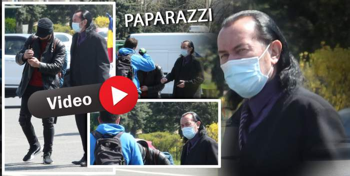 Miron Cozma dă moda în Piața Victoriei. Politicianul, surprins printre protestatari cu un look de zile mari / PAPARAZZI